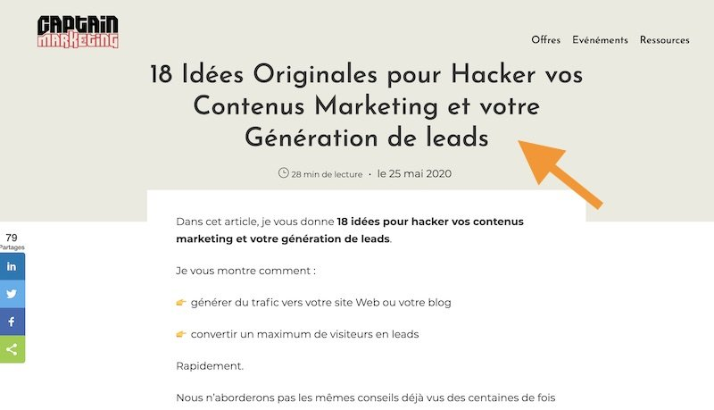 Webinar article de blog